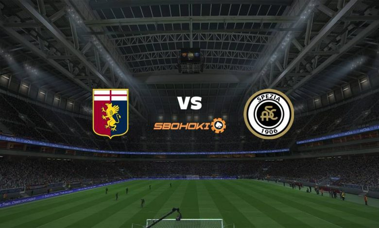 Live Streaming Genoa vs Spezia 24 April 2021 1