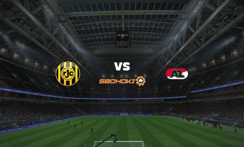 Live Streaming Roda JC Kerkrade vs Jong AZ 30 April 2021 1