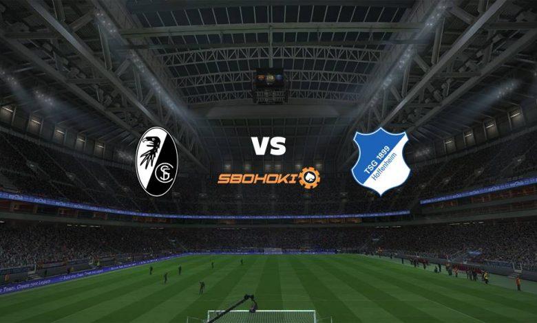 Live Streaming SC Freiburg vs Hoffenheim 24 April 2021 1