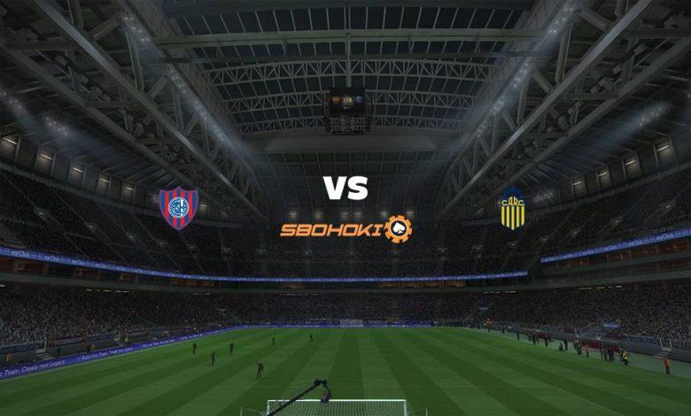 Live Streaming San Lorenzo vs Rosario Central 2 April 2021 1