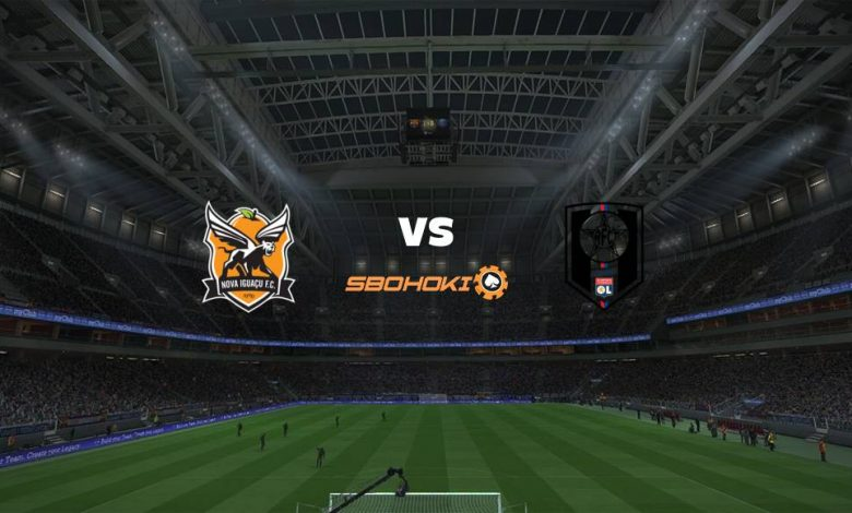 Live Streaming Nova Iguaçu vs Resende 18 April 2021 1
