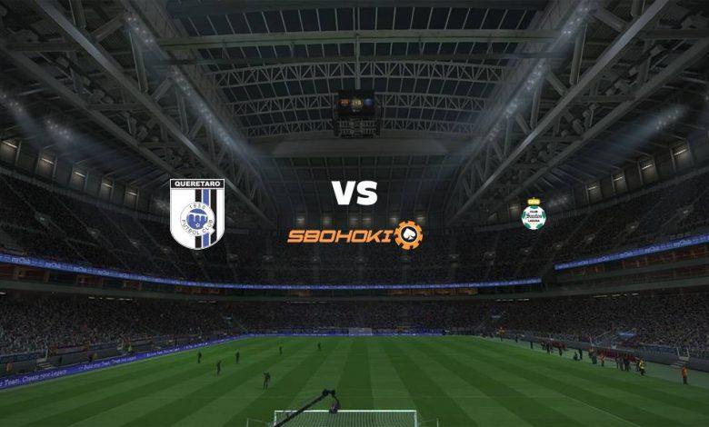 Live Streaming Querétaro vs Santos Laguna 12 April 2021 1