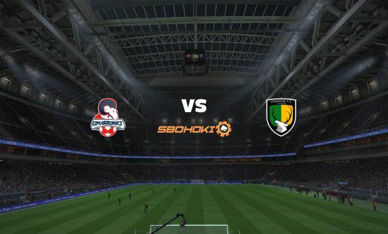Live Streaming Cimarrones de Sonora vs Venados FC 21 April 2021 1