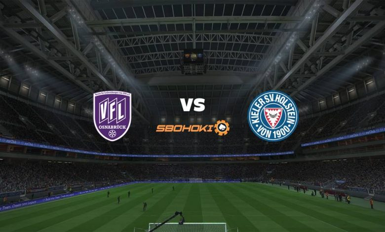 Live Streaming VfL Osnabruck vs Holstein Kiel 24 April 2021 1