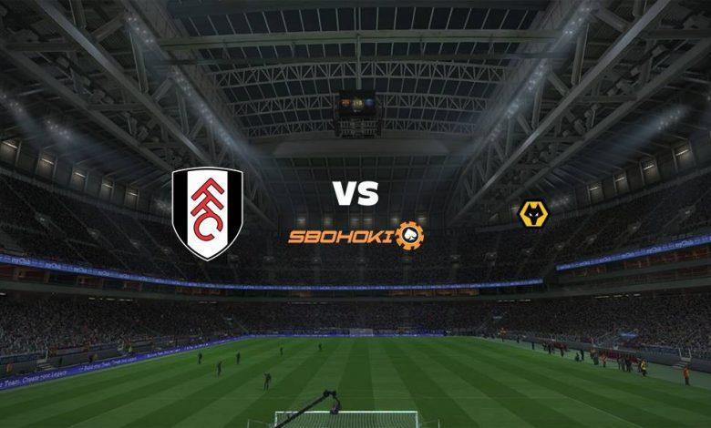 Live Streaming Fulham vs Wolverhampton Wanderers 9 April 2021 1