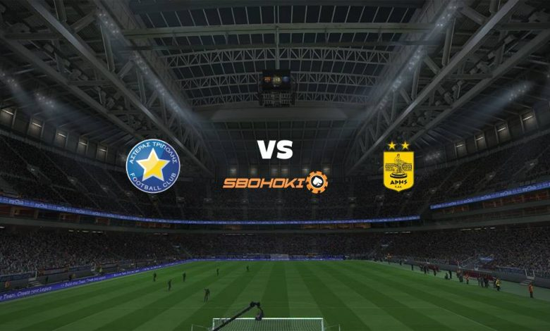 Live Streaming Asteras Tripoli vs Aris 25 April 2021 1