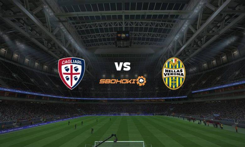 Live Streaming Cagliari vs Hellas Verona 3 April 2021 1