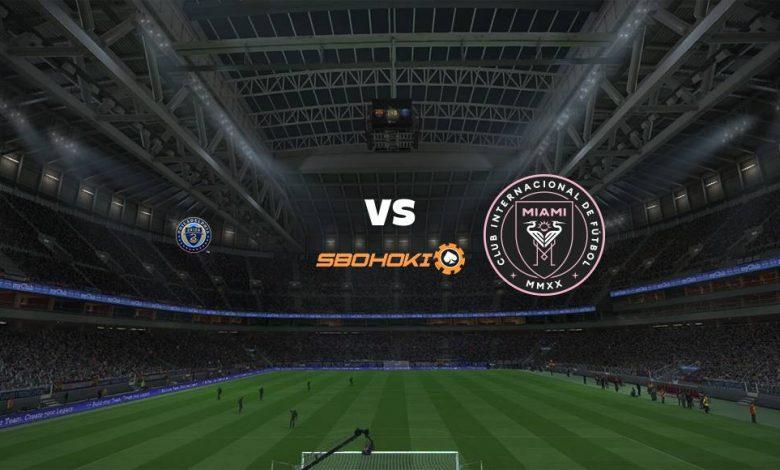 Live Streaming Philadelphia Union vs Inter Miami CF 25 April 2021 1