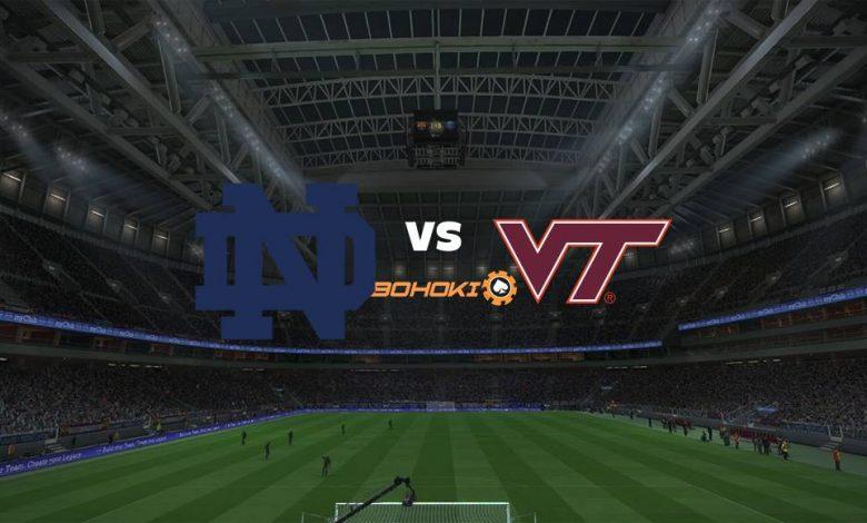 Live Streaming Notre Dame vs Virginia Tech 9 April 2021 1