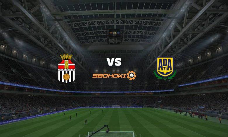 Live Streaming FC Cartagena vs AD Alcorcón 5 April 2021 1