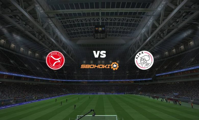 Live Streaming Almere City vs Jong Ajax 30 April 2021 1