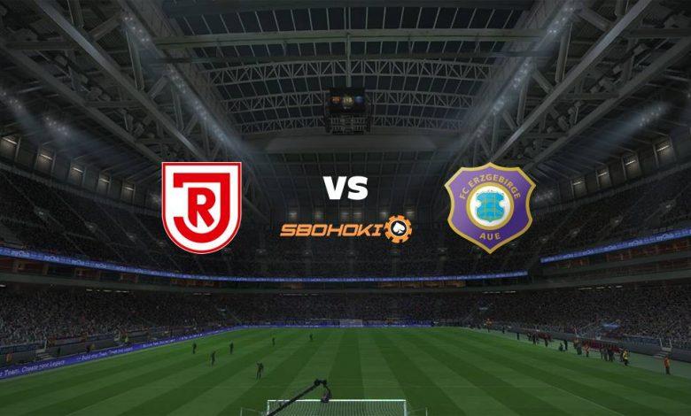 Live Streaming SSV Jahn Regensburg vs FC Erzgebirge Aue 4 April 2021 1
