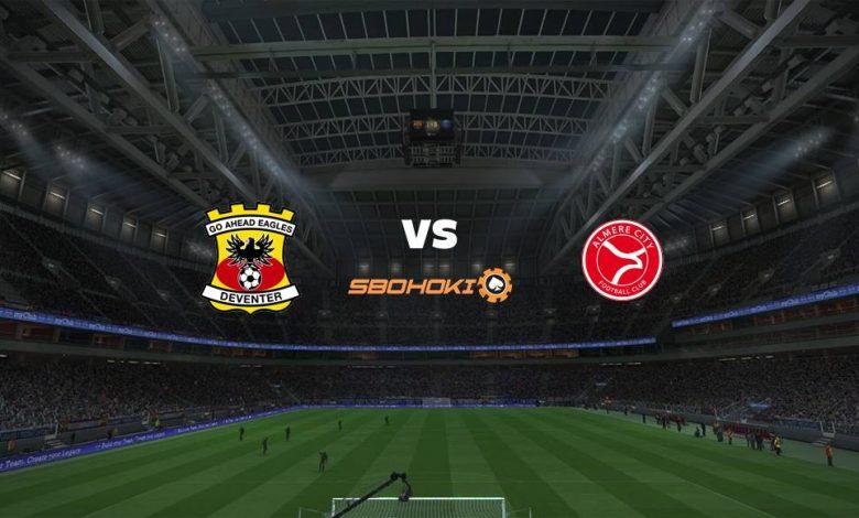 Live Streaming Go Ahead Eagles vs Almere City 17 April 2021 1
