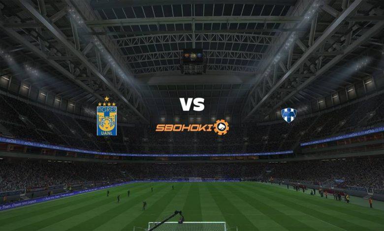 Live Streaming Tigres UANL vs Monterrey 25 April 2021 1