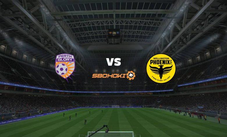 Live Streaming Perth Glory vs Wellington Phoenix FC 18 April 2021 1