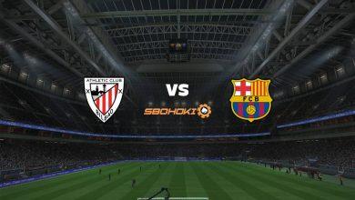 Photo of Live Streaming  Athletic Bilbao vs Barcelona 17 April 2021