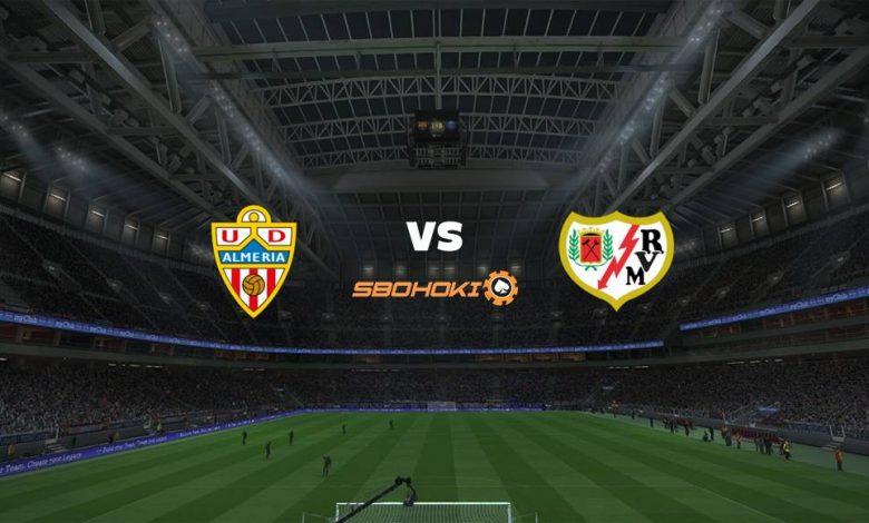 Live Streaming Almería vs Rayo Vallecano 2 April 2021 1