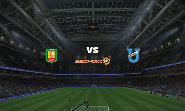 Live Streaming Deportivo Cuenca vs Universidad Católica (Quito) 18 April 2021 1