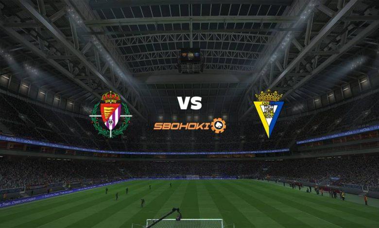 Live Streaming Valladolid vs Cádiz 24 April 2021 1