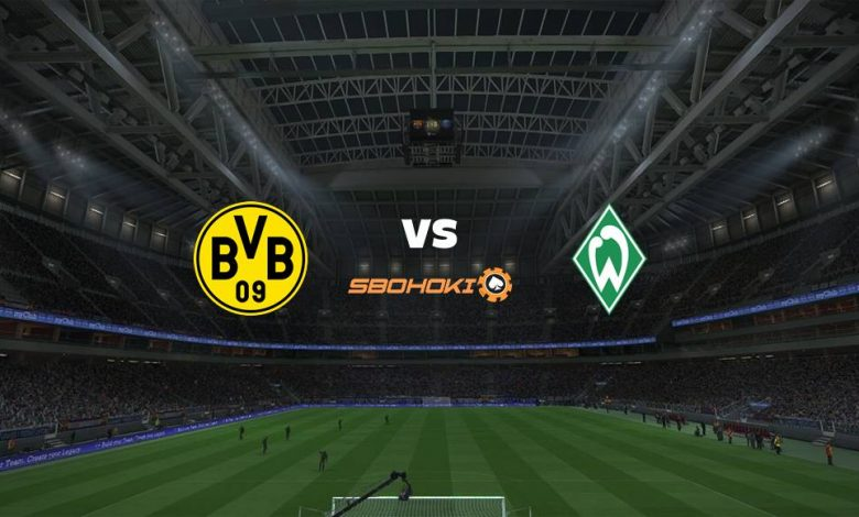 Live Streaming Borussia Dortmund vs Werder Bremen 18 April 2021 1