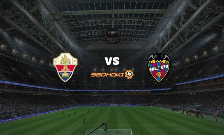 Live Streaming Elche vs Levante 24 April 2021 1