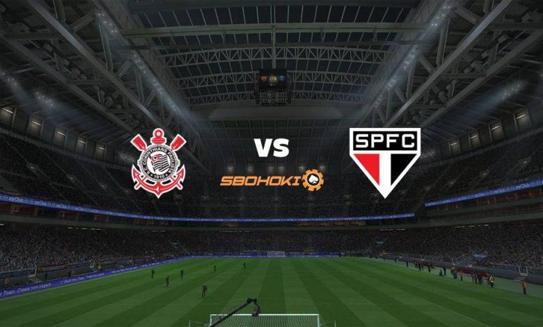 Live Streaming Corinthians vs São Paulo 11 April 2021 1