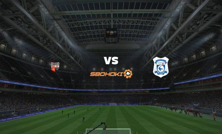 Live Streaming Brentford vs Cardiff City 20 April 2021 1