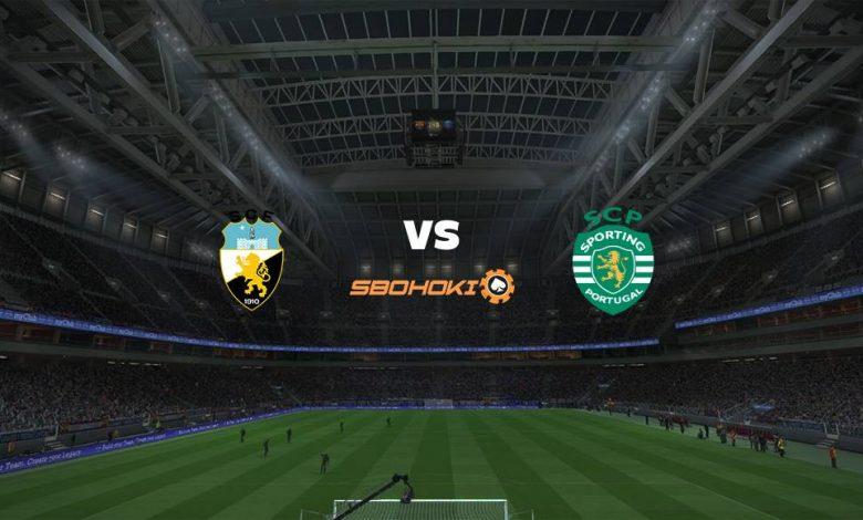 Live Streaming SC Farense vs Sporting CP 16 April 2021 1