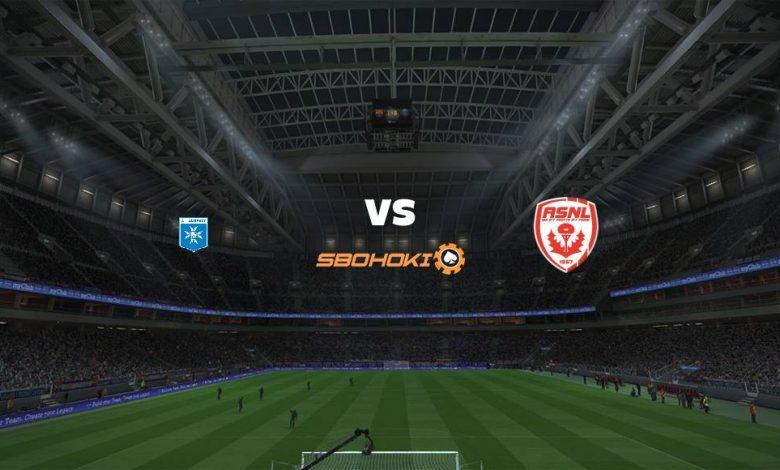 Live Streaming AJ Auxerre vs AS Nancy Lorraine 17 April 2021 1