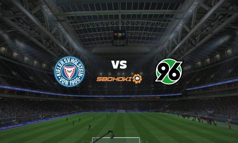 Live Streaming Holstein Kiel vs Hannover 96 14 April 2021 1