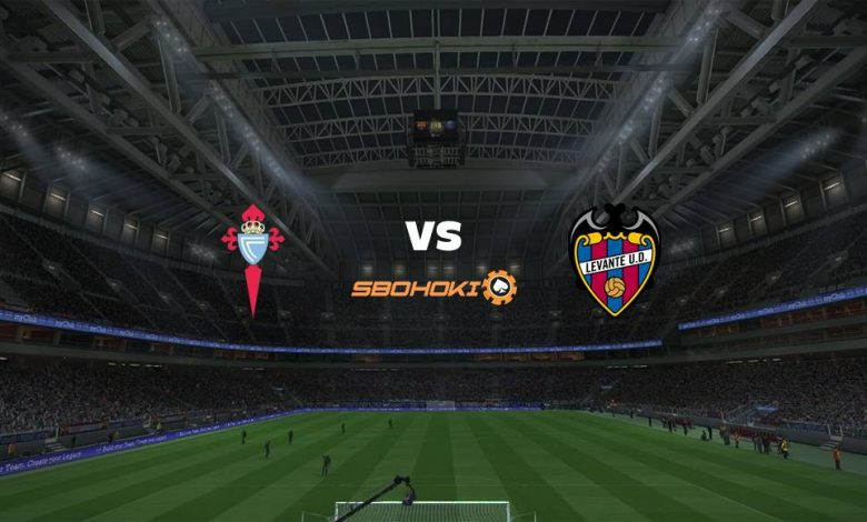 Live Streaming Celta Vigo vs Levante 30 April 2021 1