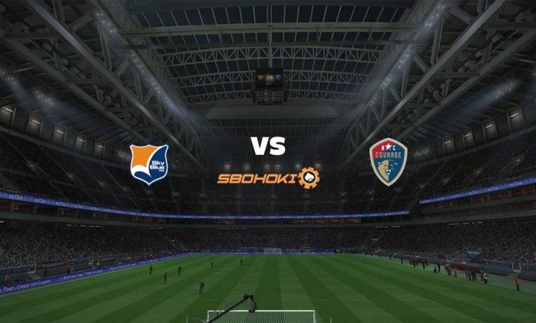 Live Streaming Sky Blue FC vs North Carolina Courage 20 April 2021 1