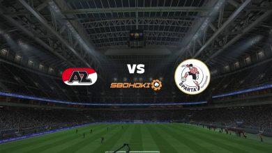 Photo of Live Streaming  AZ Alkmaar vs Sparta Rotterdam 10 April 2021