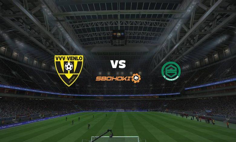 Live Streaming VVV-Venlo vs FC Groningen 3 April 2021 1