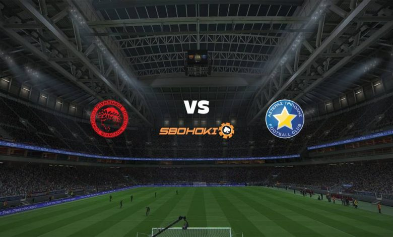Live Streaming Olympiakos vs Asteras Tripoli 21 April 2021 1