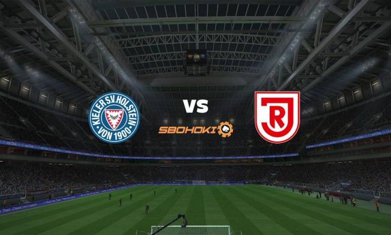 Live Streaming Holstein Kiel vs SSV Jahn Regensburg (PPD) 10 April 2021 1