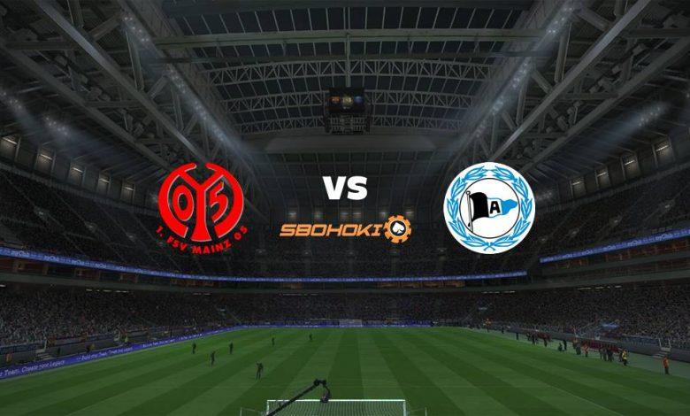 Live Streaming Mainz vs Arminia Bielefeld 3 April 2021 1
