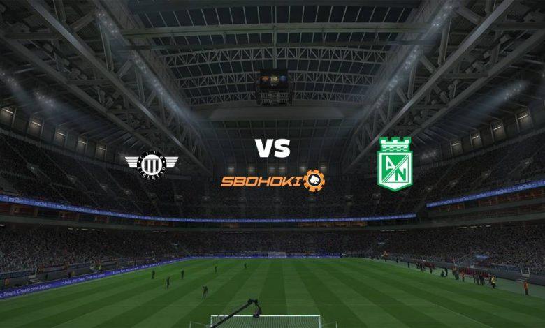 Live Streaming Libertad vs Atlético Nacional 8 April 2021 1