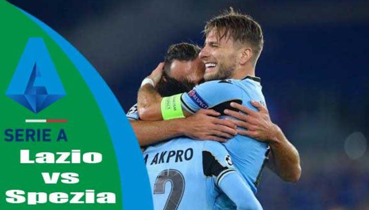 Statistik Lazio vs Spezia, Laga Seru Serie A Italia Matchday 29 1