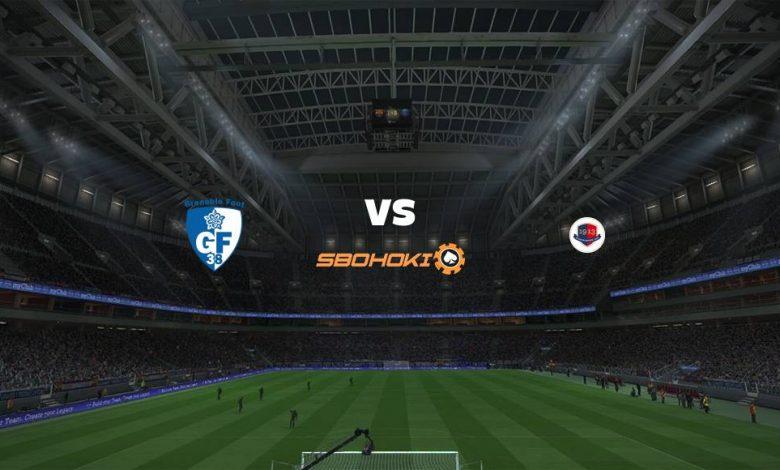 Live Streaming Grenoble vs Caen 10 April 2021 1