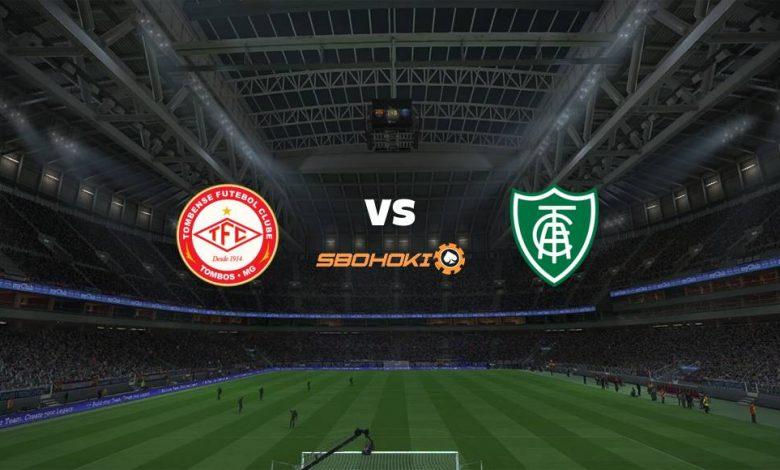 Live Streaming Tombense vs América-MG 11 April 2021 1