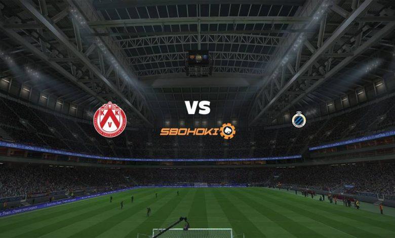Live Streaming KV Kortrijk vs Club Brugge 3 April 2021 1