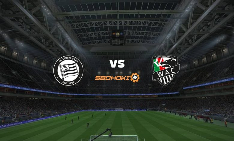 Live Streaming SK Sturm Graz vs Wolfsberger 21 April 2021 1