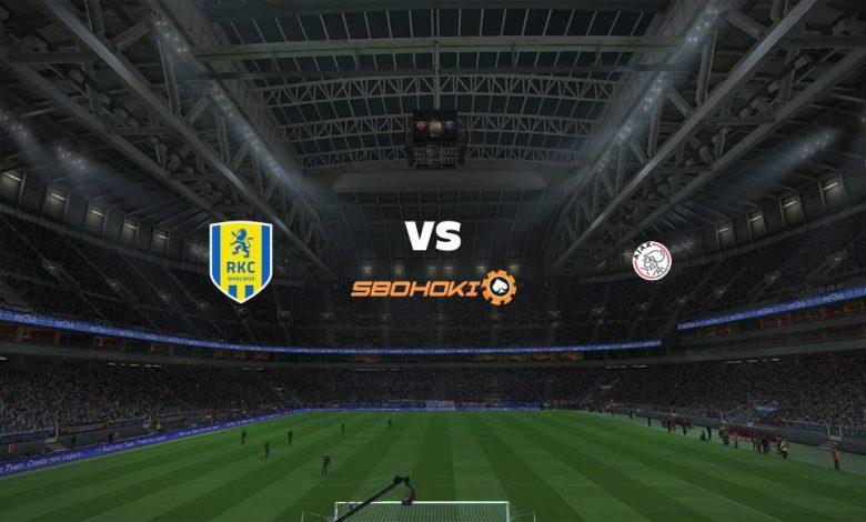 Live Streaming RKC Waalwijk vs Ajax Amsterdam 11 April 2021 1