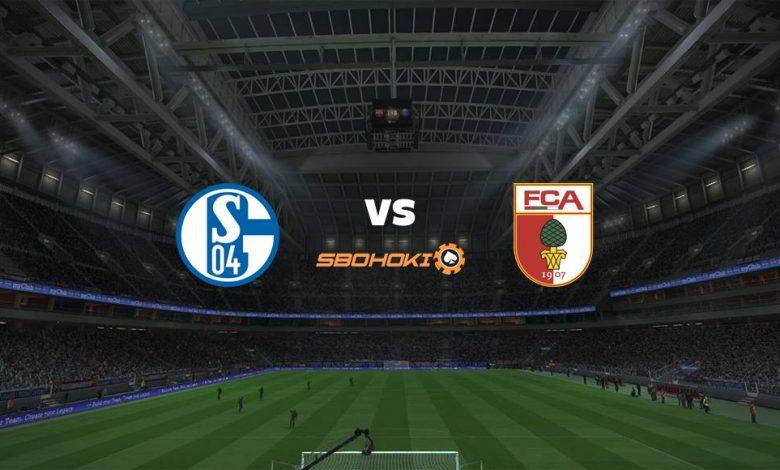 Live Streaming Schalke 04 vs FC Augsburg 11 April 2021 1