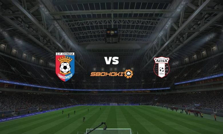 Live Streaming Chindia Targoviste vs FK Astra Giurgiu 27 April 2021 1