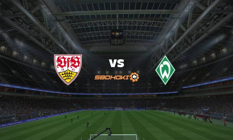 Live Streaming Stuttgart vs Werder Bremen 4 April 2021 1