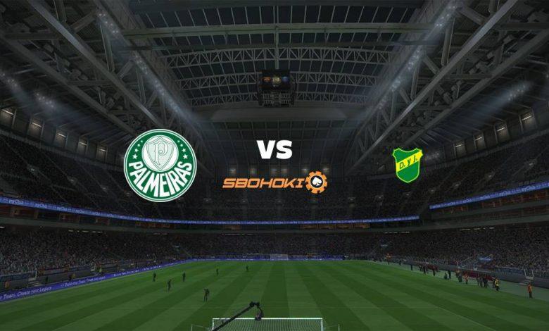 Live Streaming Palmeiras vs Defensa y Justicia 15 April 2021 1