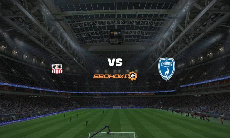 Live Streaming AC Ajaccio vs Niort 17 April 2021 1