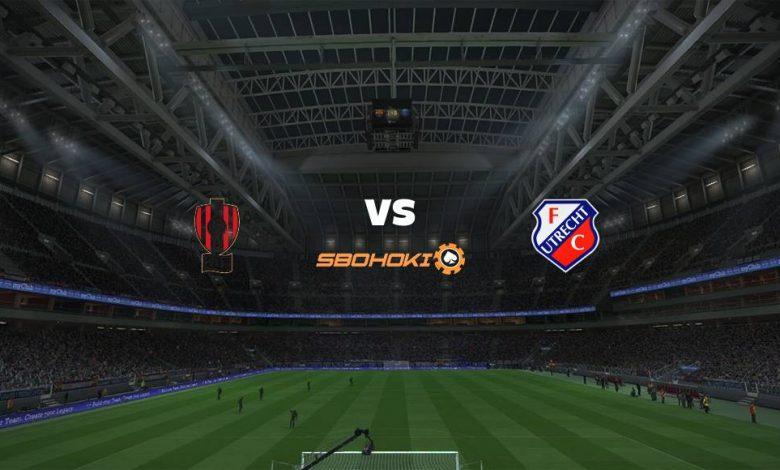 Live Streaming TOP Oss vs Jong FC Utrecht 30 April 2021 1
